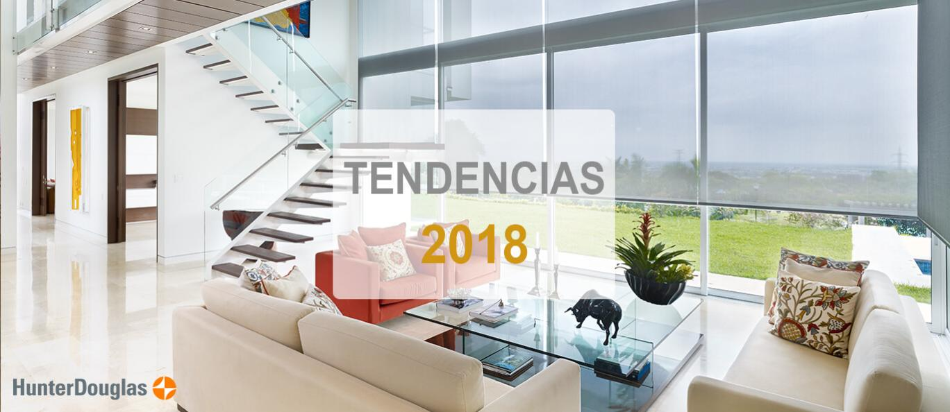 Hunter douglas colombia cortinas persianas y toldos for Tendencias en cortinas