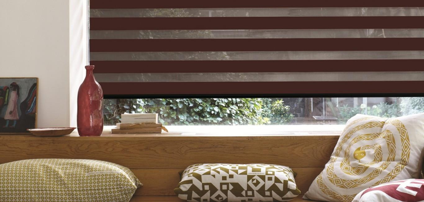 Cortinas Twinline Hunter Douglas