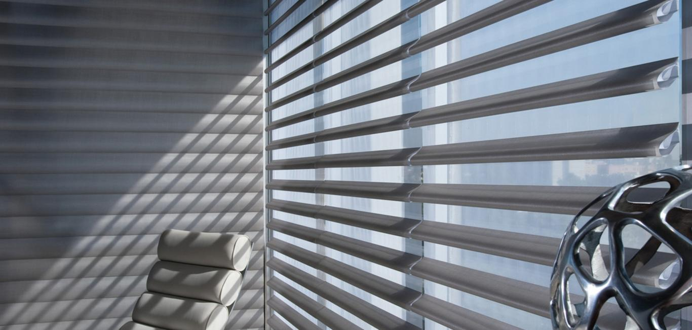 Cortinas Pirouette Hunter Douglas