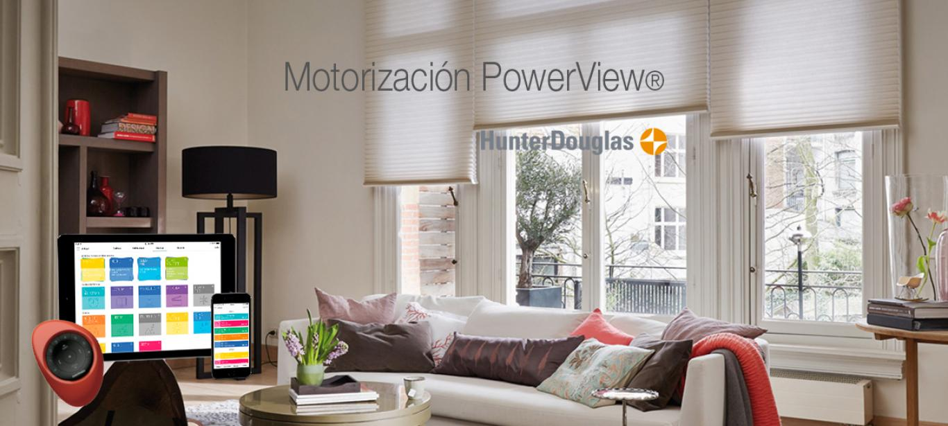 Motorización PowerView