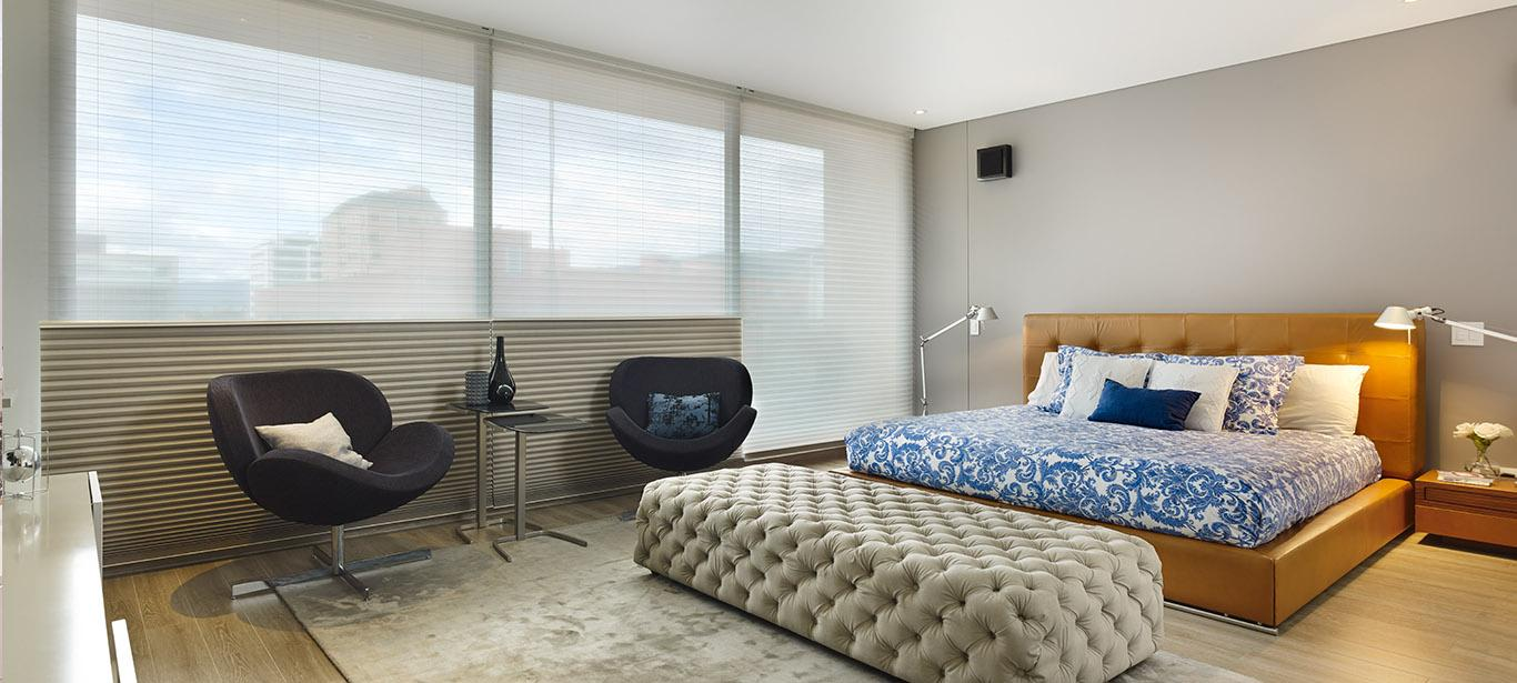 Cortinas Blackout Duette  ®