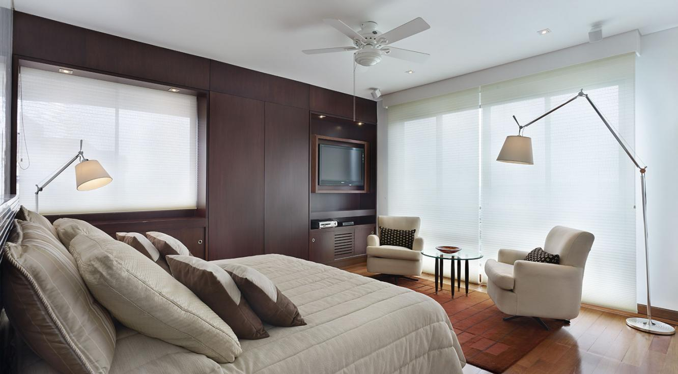 Residencial Cal - Cortinas Blackout Duette